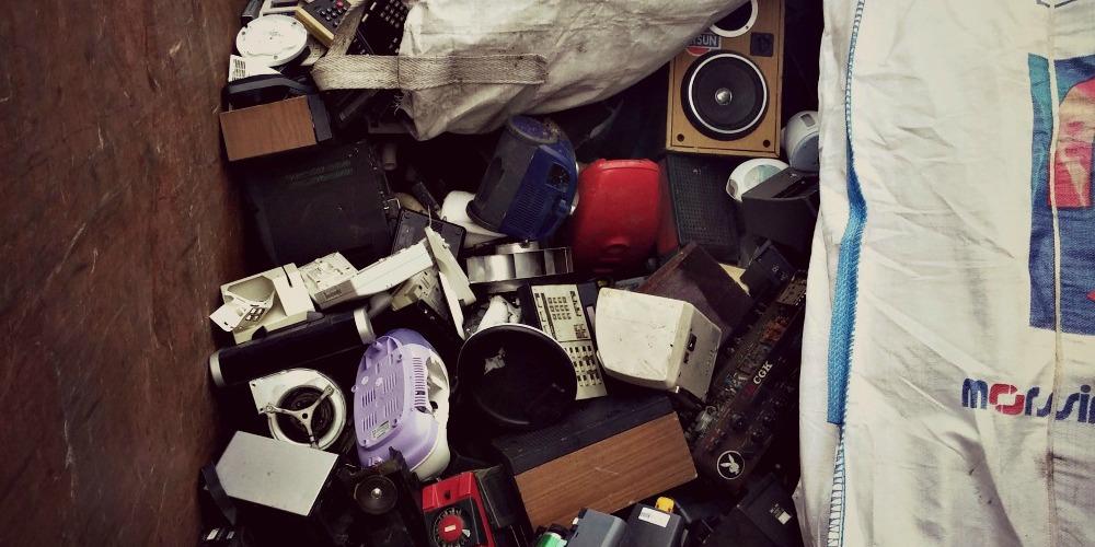Odbiór elektrośmieci, zbiórka elektroodpadów, utylizacja elektroniki, zużyty sprzęt elektryczny i elektroniczny