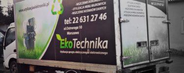 niszczenie towarów, niszczenie dokumentów, utylizacja elektroniki