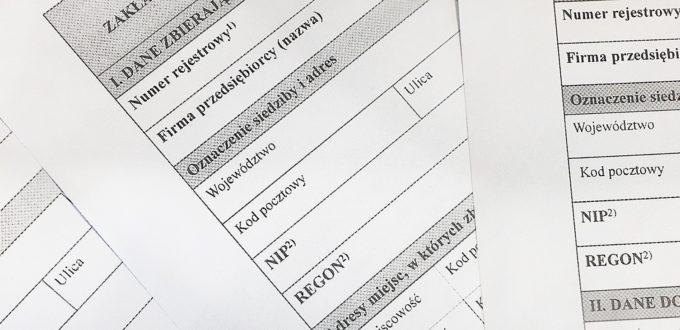 Sprawozdania półroczne do GIOŚ, dane środowiskowe, informacje prawne